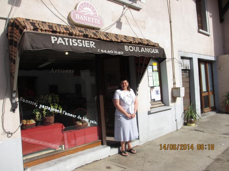 Boulangerie 1 m