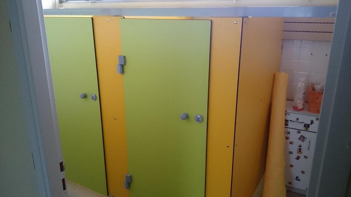 WC garderie